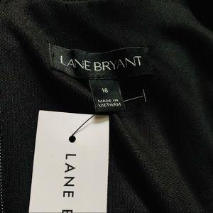 Lane Bryant Dresses - Lane Bryant Ruched Sheath Dress NWT Size 16